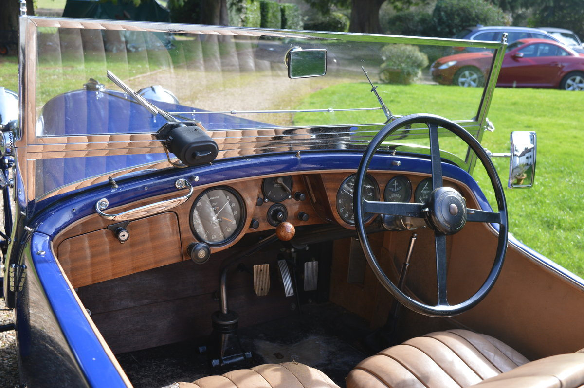 1937 Lagonda LG45 T type Tourer For Sale (picture 6 of 6)
