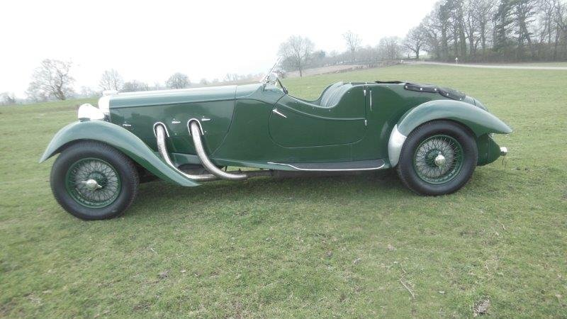1936 Lagonda LG45 Rapide Recreation Tourer For Sale (picture 1 of 6)