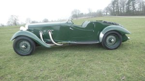 1936 Lagonda LG45 Rapide Recreation Tourer