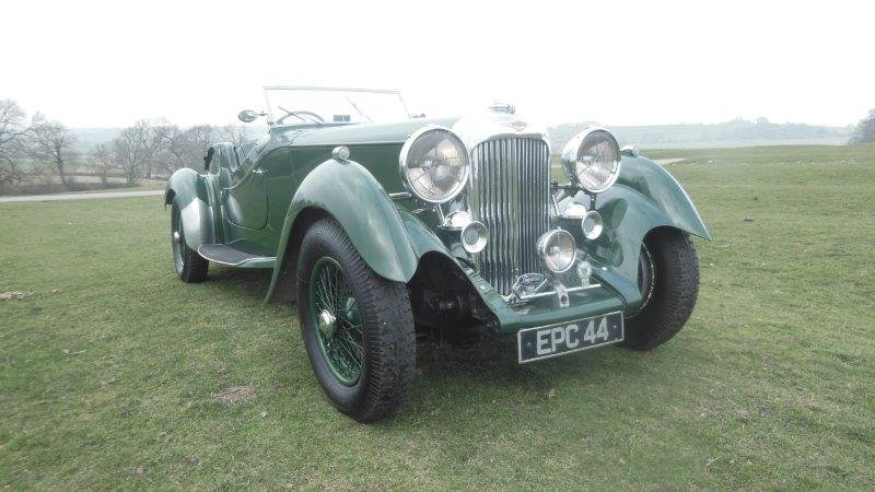 1936 Lagonda LG45 Rapide Recreation Tourer For Sale (picture 2 of 6)