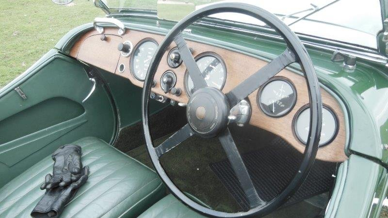 1936 Lagonda LG45 Rapide Recreation Tourer For Sale (picture 4 of 6)