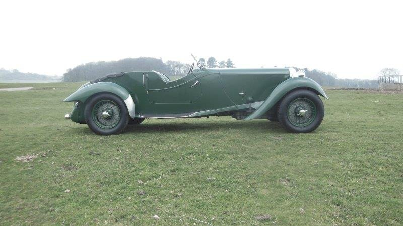 1936 Lagonda LG45 Rapide Recreation Tourer For Sale (picture 6 of 6)