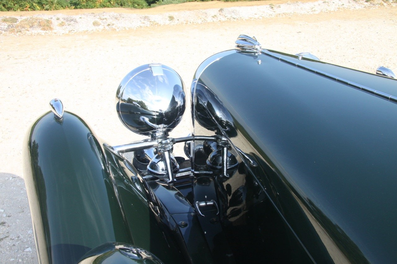 1936 Lagonda LG45 Tourer - every owner from new SOLD (picture 7 of 12)