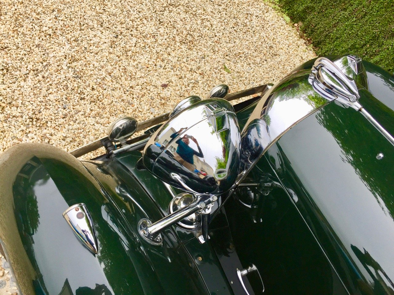 1936 Lagonda LG45 Tourer - every owner from new SOLD (picture 10 of 12)