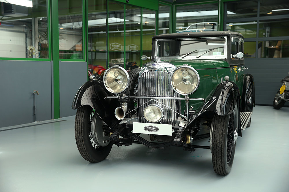 1930 Lagonda 3L Saloon For Sale (picture 1 of 6)