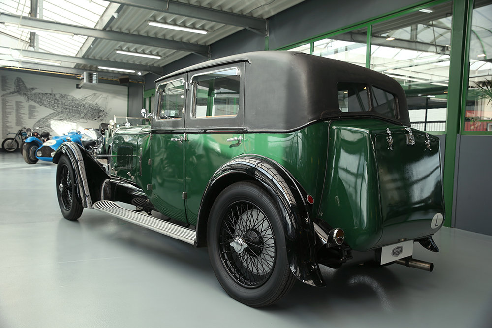 1930 Lagonda 3L Saloon For Sale (picture 3 of 6)