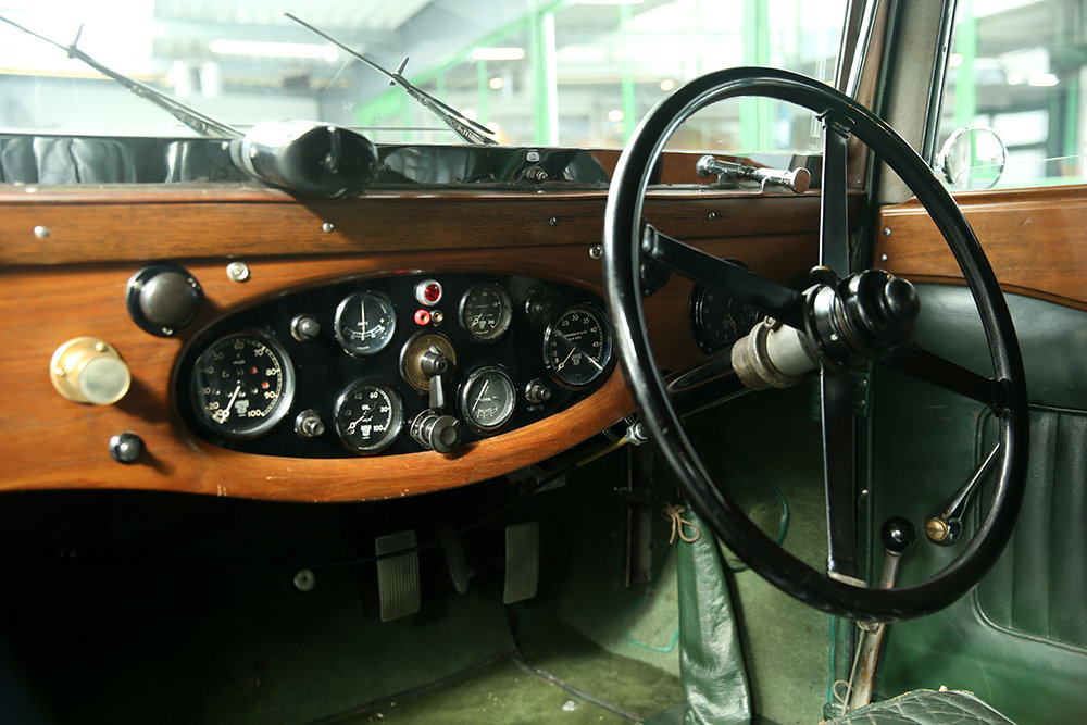 1930 Lagonda 3L Saloon For Sale (picture 5 of 6)