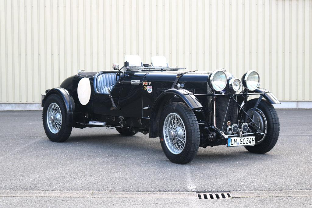 1933 Lagonda M45 Team Car For Sale (picture 1 of 6)