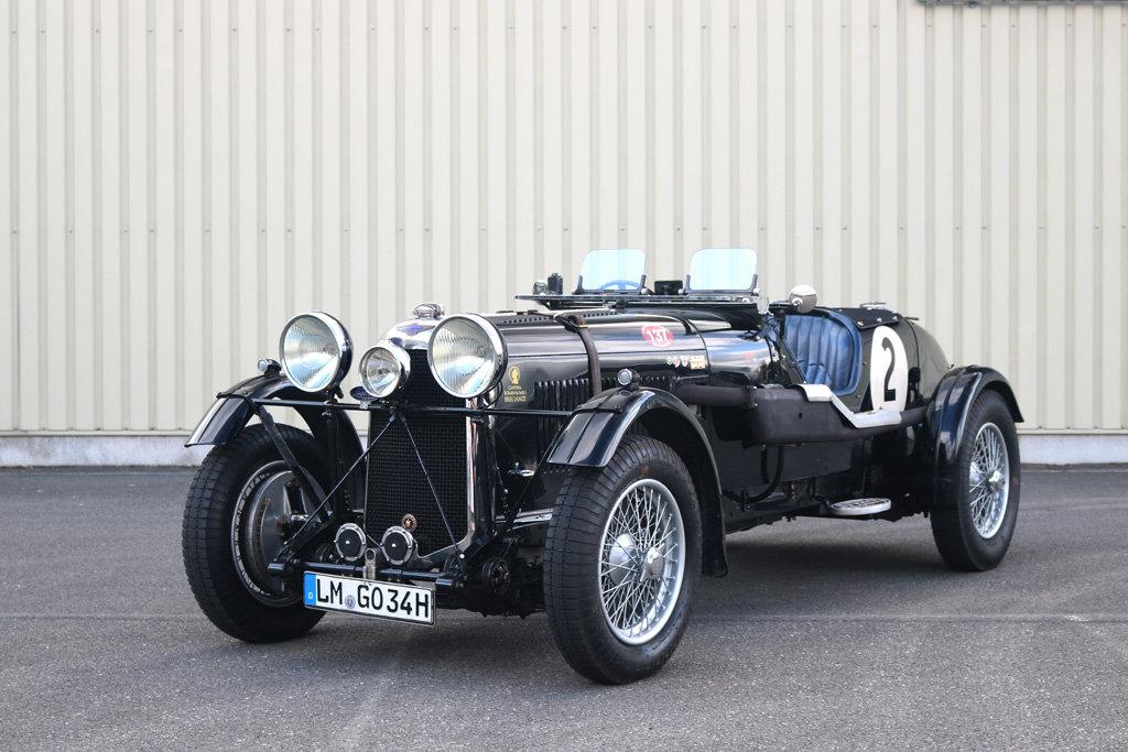 1933 Lagonda M45 Team Car For Sale (picture 2 of 6)