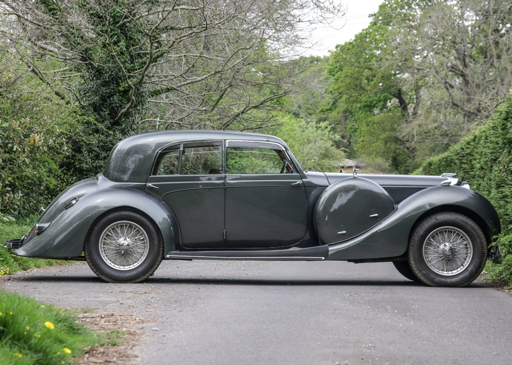 1938 Lagonda LG6 (4½ litre) For Sale (picture 2 of 6)