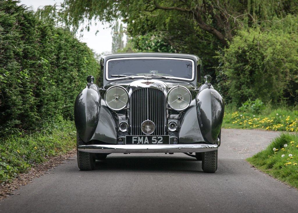 1938 Lagonda LG6 (4½ litre) For Sale (picture 3 of 6)
