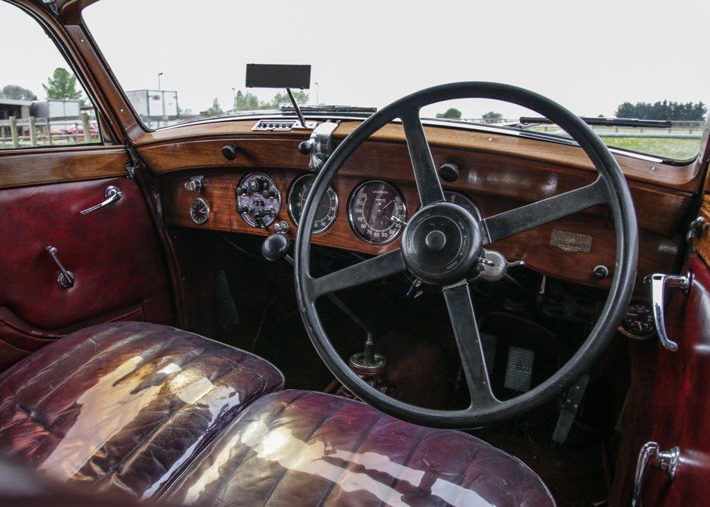 1938 Lagonda LG6 (4½ litre) For Sale (picture 4 of 6)
