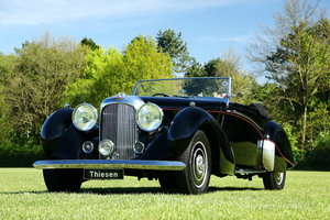 1939 Lagonda LG 6 Rapide Convertible For Sale