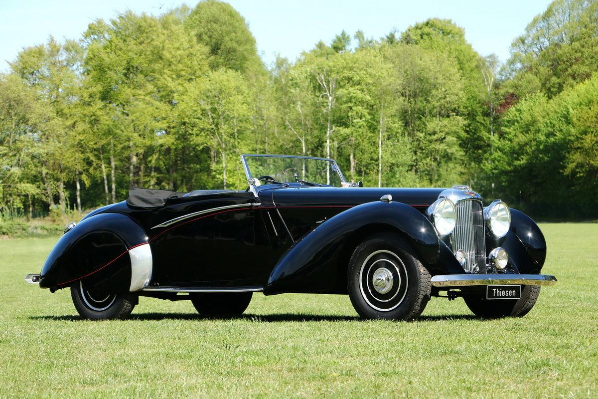 1939 Lagonda LG 6 Rapide Convertible For Sale (picture 2 of 6)