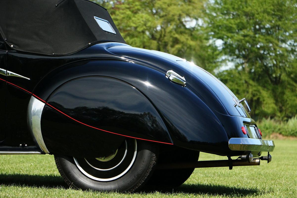 1939 Lagonda LG 6 Rapide Convertible For Sale (picture 4 of 6)