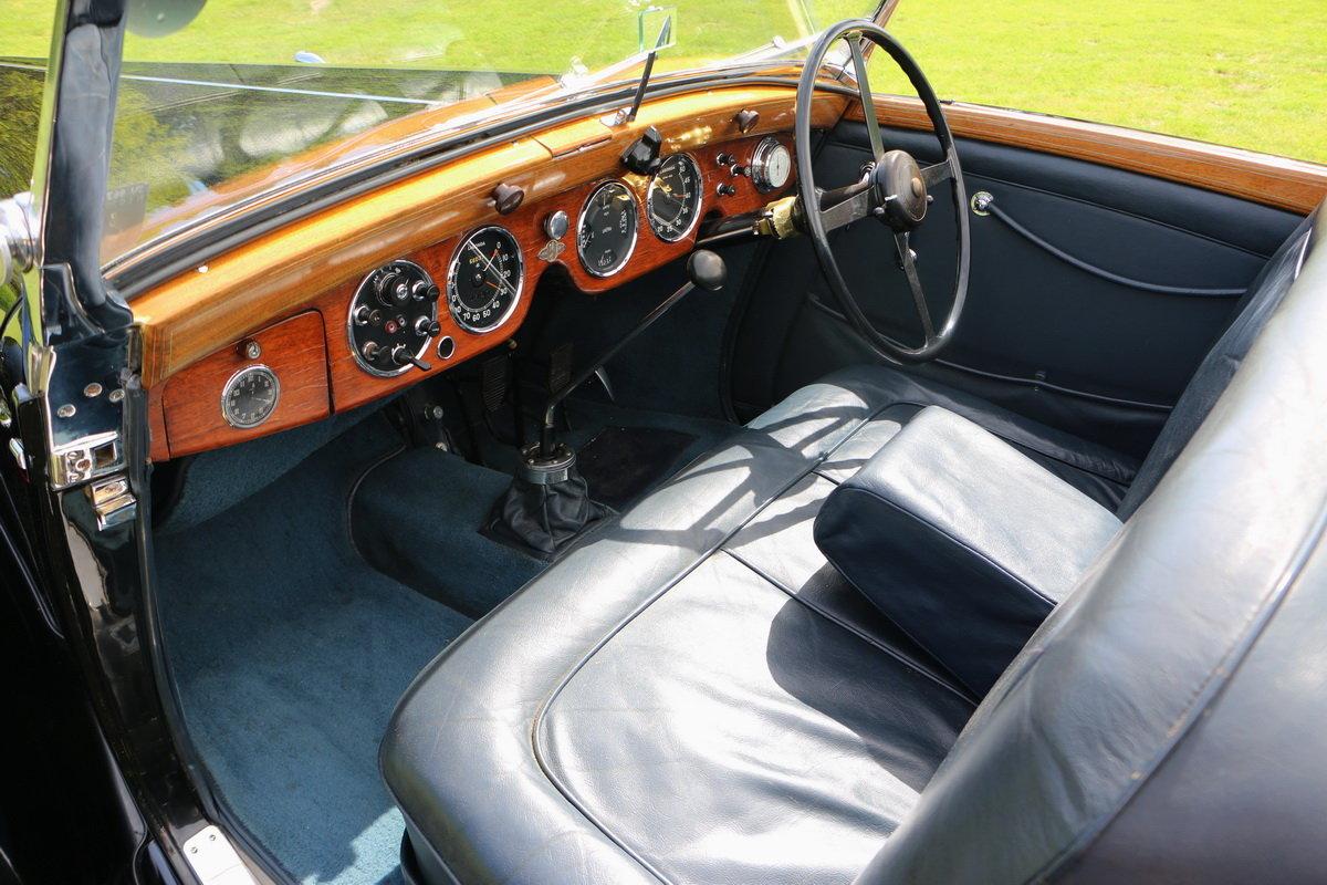 1939 Lagonda LG 6 Rapide Convertible For Sale (picture 5 of 6)