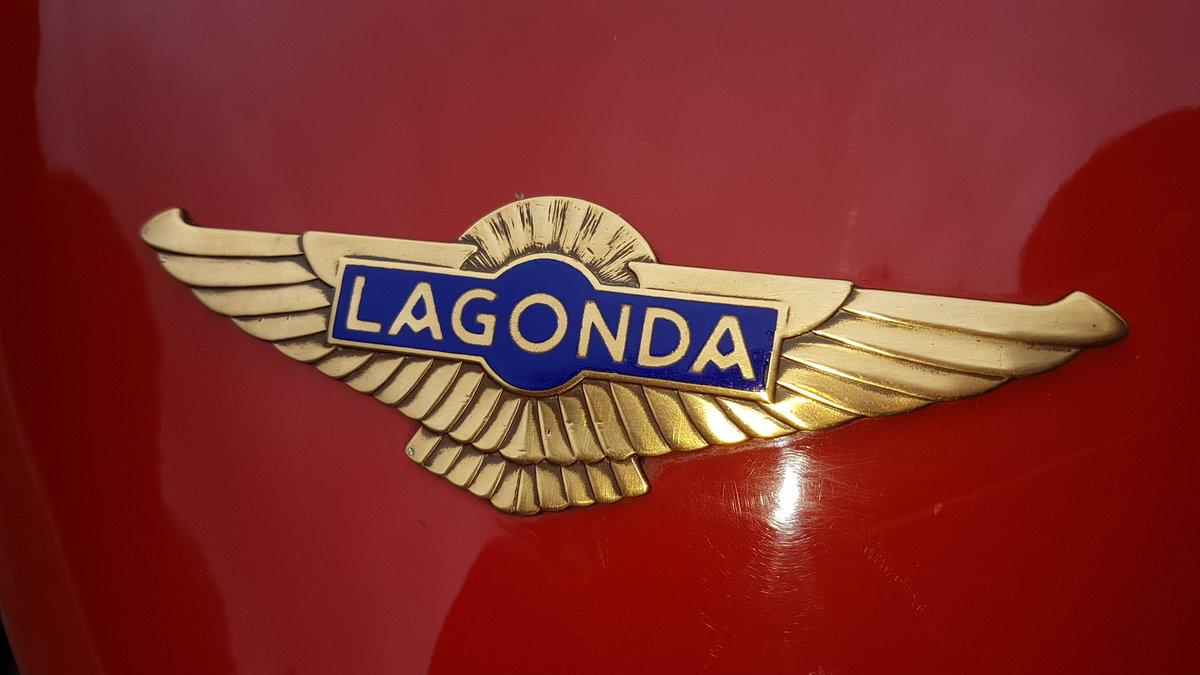Lagonda Rapier Special (1935) For Sale (picture 5 of 6)