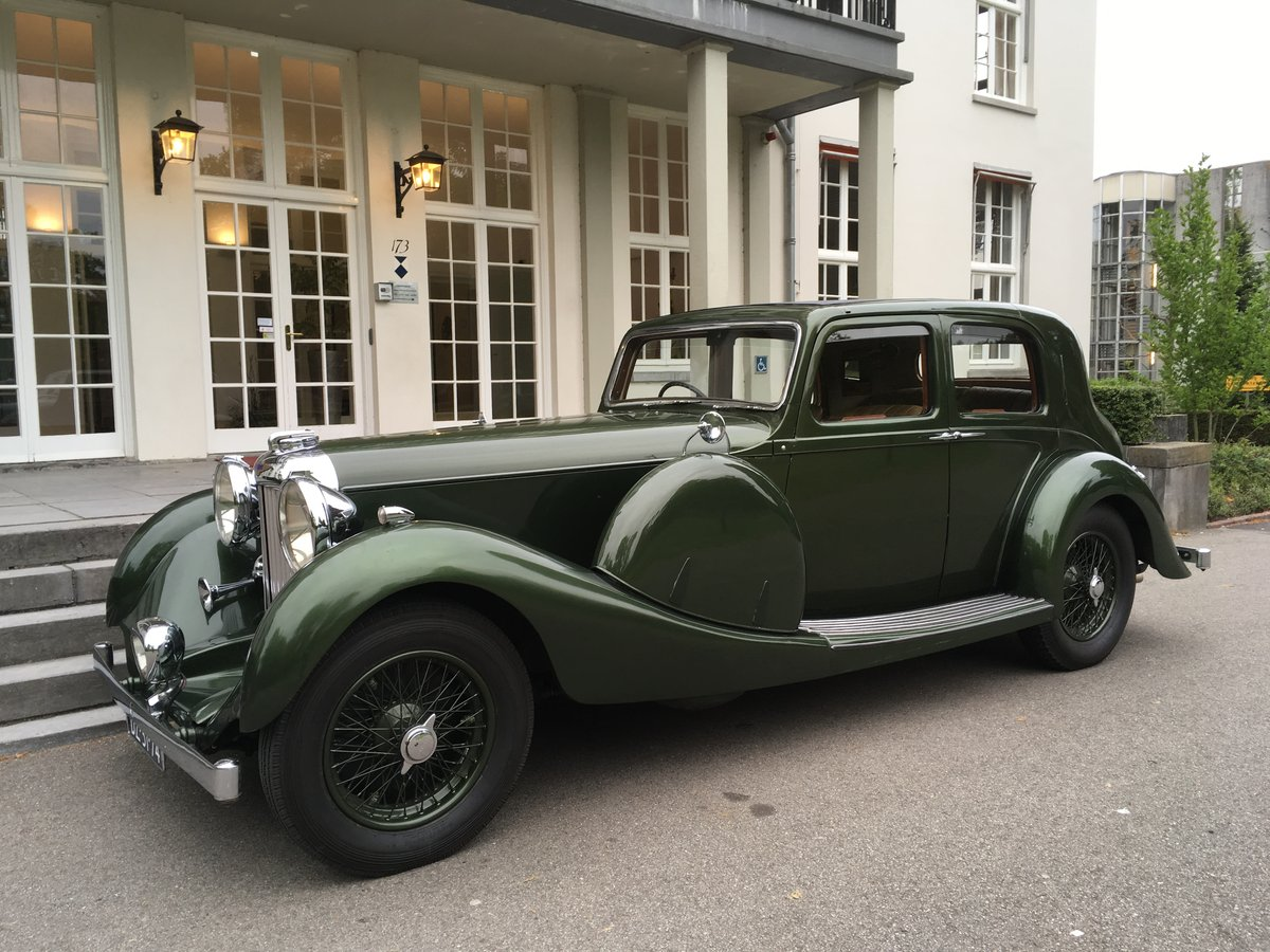 1937 Lagonda LG45 Saloon For Sale (picture 1 of 6)