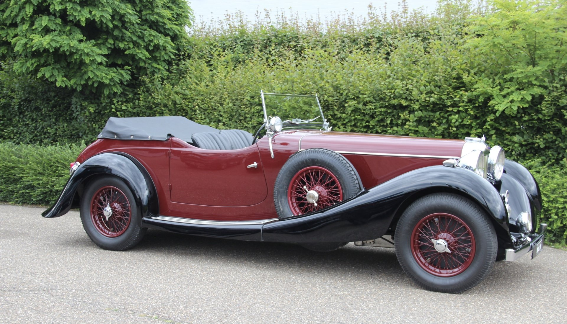 1937 Lagonda LG45 Tourer  For Sale (picture 1 of 6)