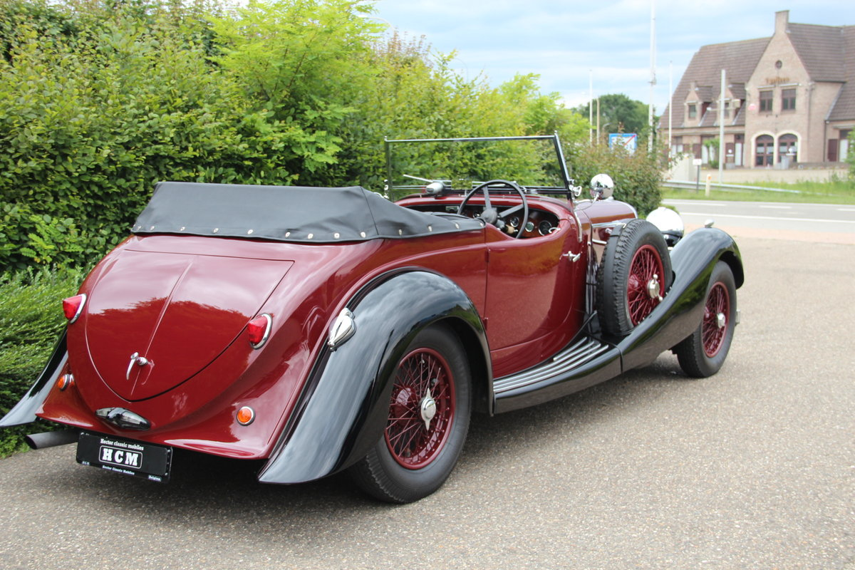 1937 Lagonda LG45 Tourer  For Sale (picture 3 of 6)