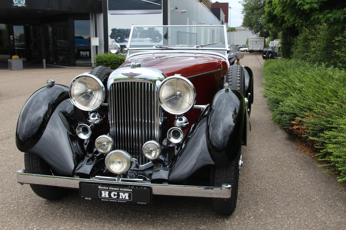 1937 Lagonda LG45 Tourer  For Sale (picture 4 of 6)