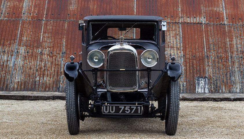 "1929 LAGONDA 2 LITRE HIGH CHASSIS ""HONEYMOON COUPE"" BY WEYMA For Sale (picture 4 of 6)"