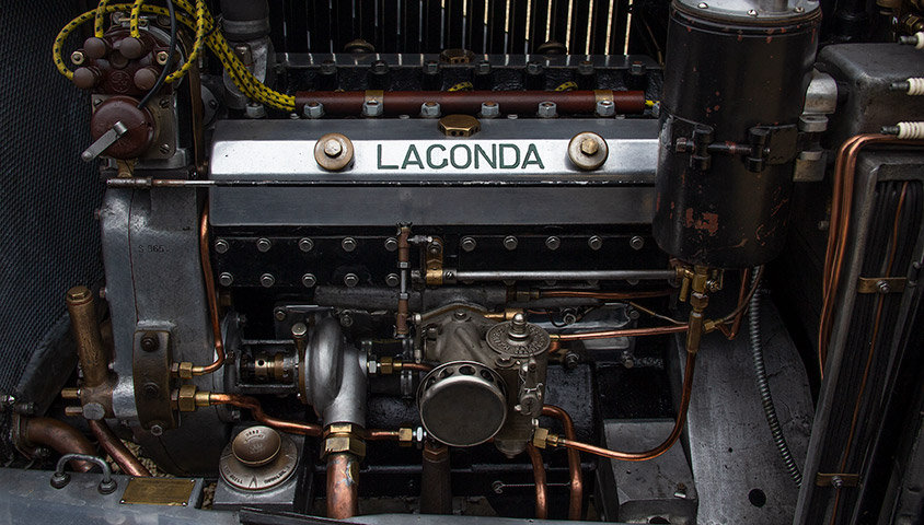 "1929 LAGONDA 2 LITRE HIGH CHASSIS ""HONEYMOON COUPE"" BY WEYMA For Sale (picture 6 of 6)"