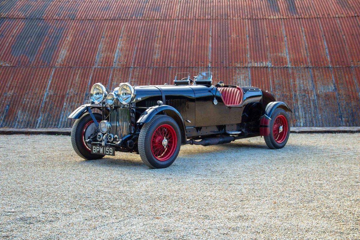 1934 FOX AND NICHOLL LAGONDA M45 TEAM CAR REP For Sale (picture 1 of 6)