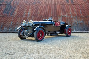 1934 FOX AND NICHOLL LAGONDA M45 TEAM CAR REP