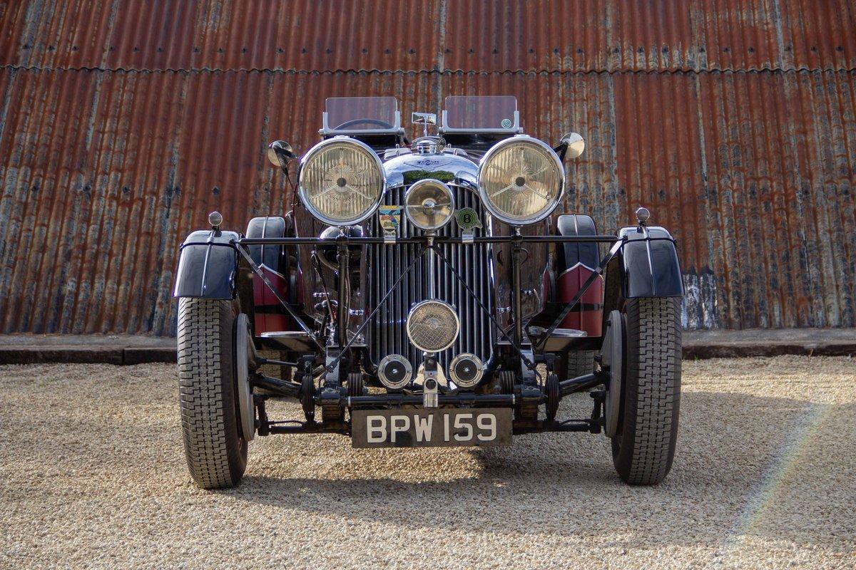 1934 FOX AND NICHOLL LAGONDA M45 TEAM CAR REP For Sale (picture 6 of 6)