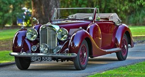 1938 Lagonda LG6 Drophead Coupé DHC For Sale