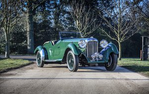 1937 Lagonda LG45 Rapide For Sale