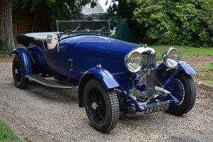 1937 Lagonda LG45 Tourer