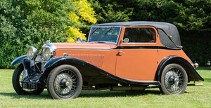 1934 LAGONDA RAPIER COUPÉ For Sale by Auction