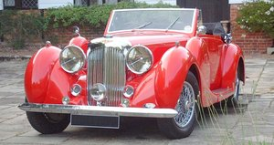 1938 SUPERB RESTORED LAGONDA LG 6 For Sale