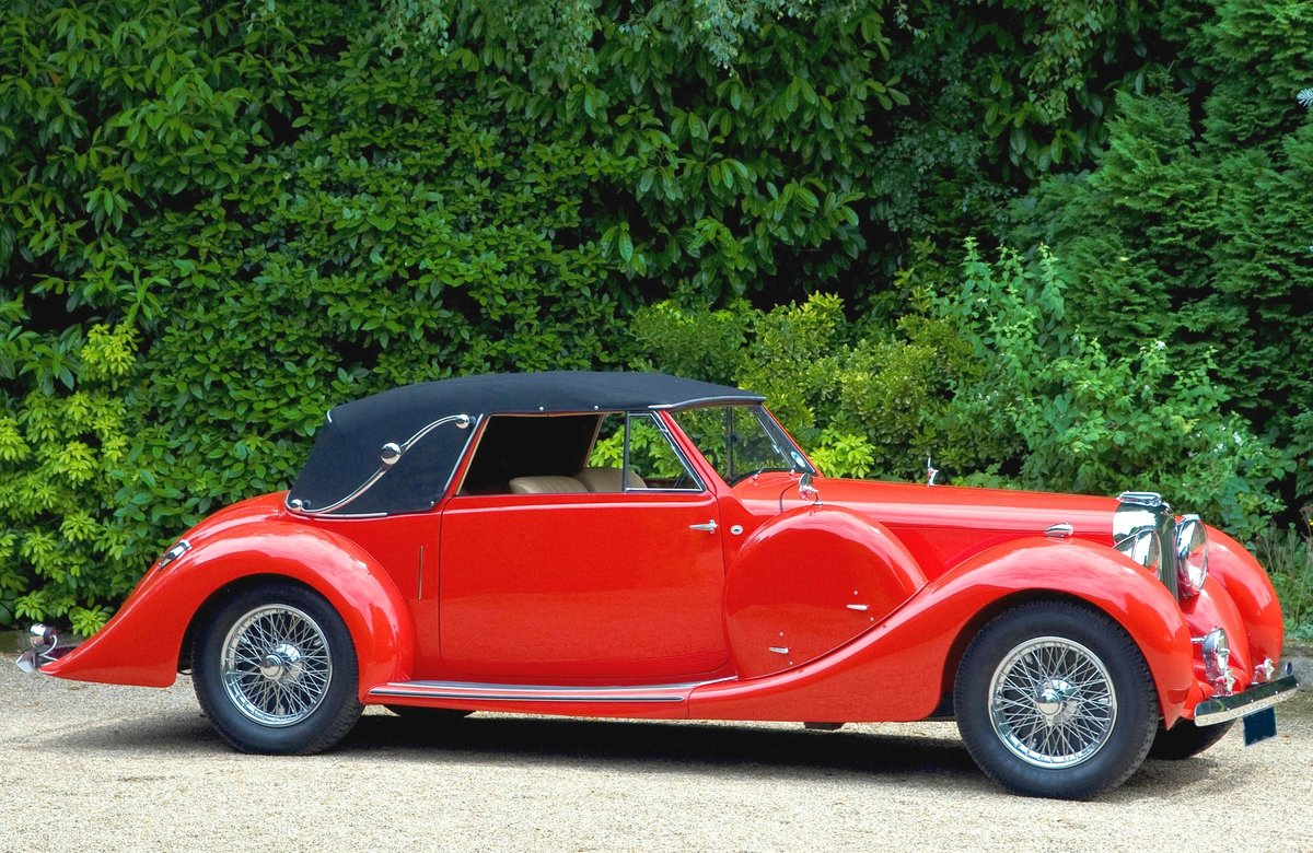 1938 SUPERB RESTORED LAGONDA LG 6 For Sale (picture 6 of 6)