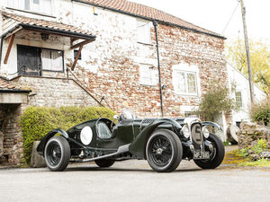 1938 LAGONDA V12 'LE MANS REPLICA' TWO-SEATER
