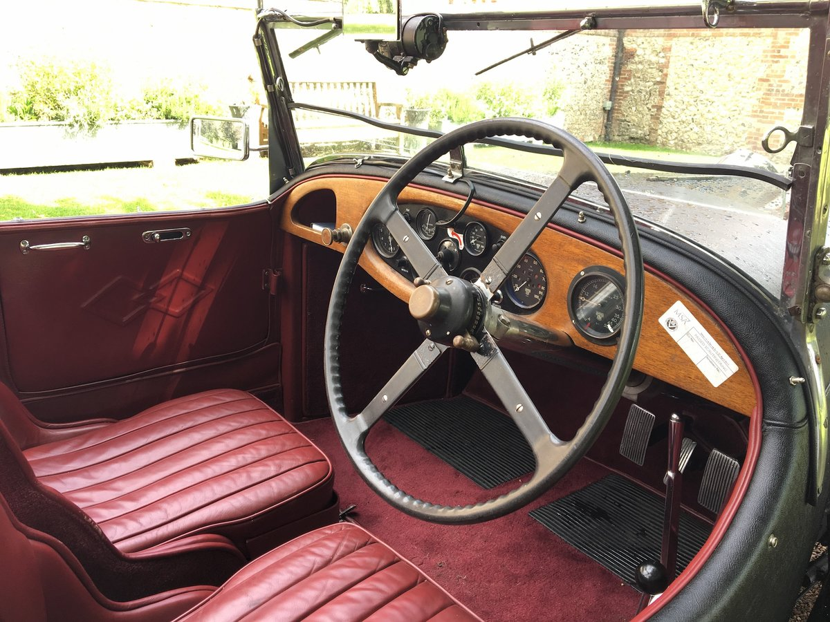 1930 Lagonda 2 Litre Tourer - price adjusted For Sale (picture 3 of 6)