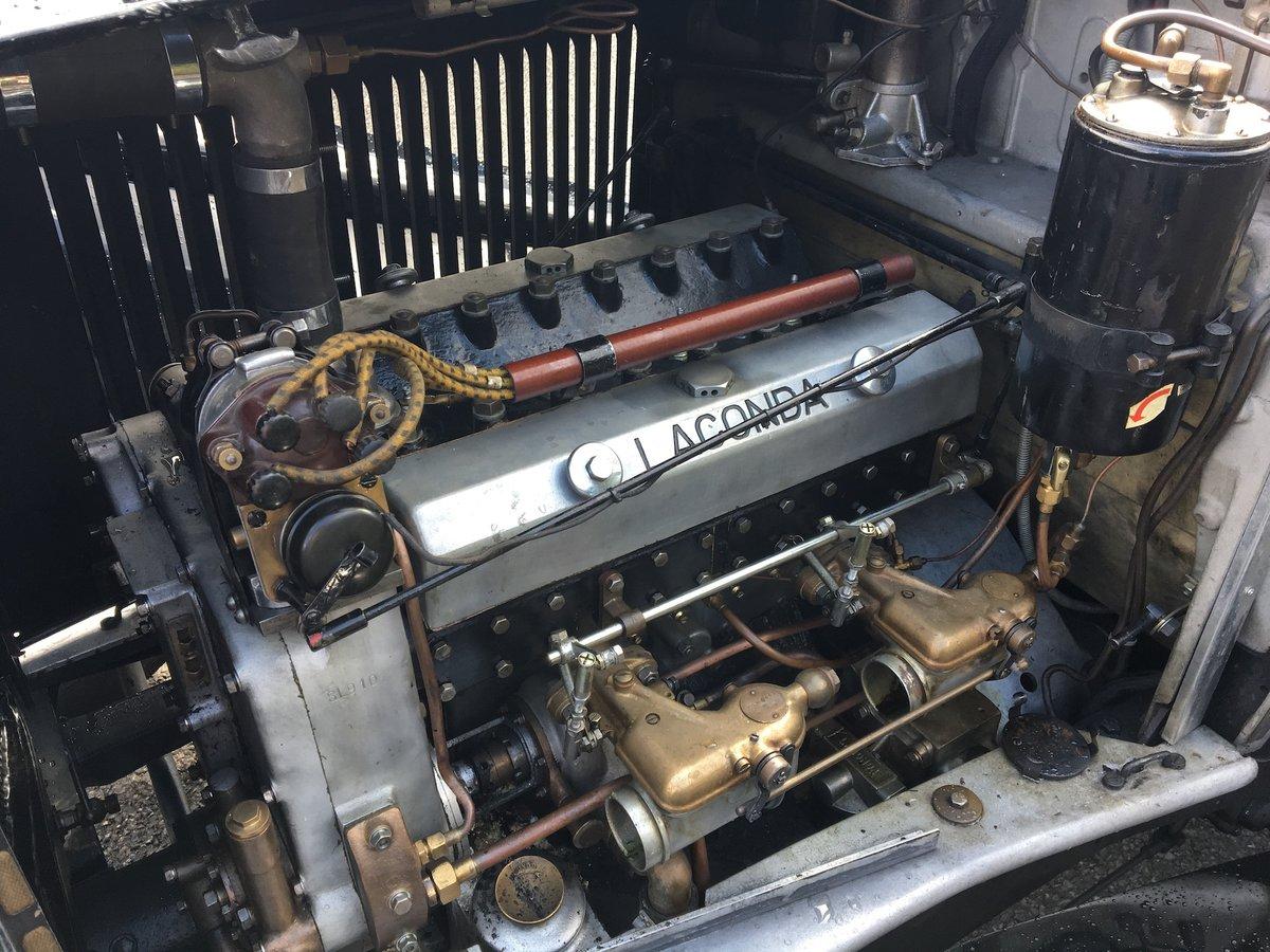 1930 Lagonda 2 Litre Tourer - price adjusted For Sale (picture 5 of 6)