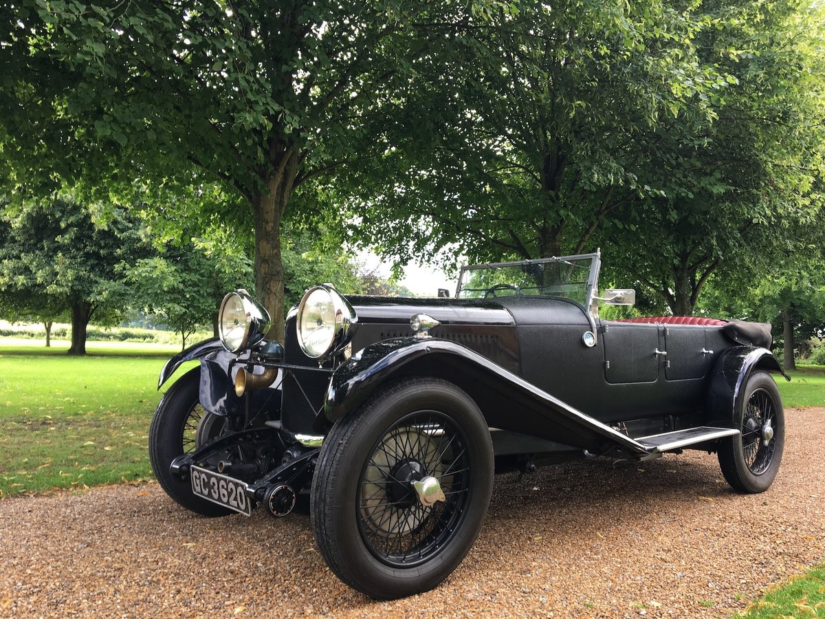 1930 Lagonda 2 Litre Tourer - price adjusted For Sale (picture 6 of 6)