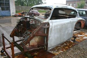 1955 Lagonda 3 Litre 2 door