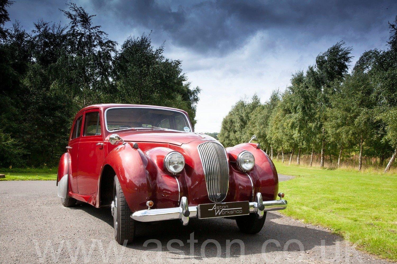 1952 Lagonda 2.6 4 Door Saloon For Sale (picture 1 of 6)