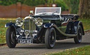 1936 Lagonda LG45 T8 Tourer