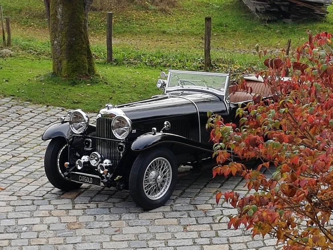 1933 Lagonda M45 Tourer Prototype / Matching Numbers For Sale (picture 1 of 6)