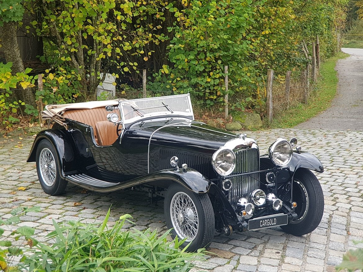 1933 Lagonda M45 Tourer Prototype / Matching Numbers For Sale (picture 2 of 6)