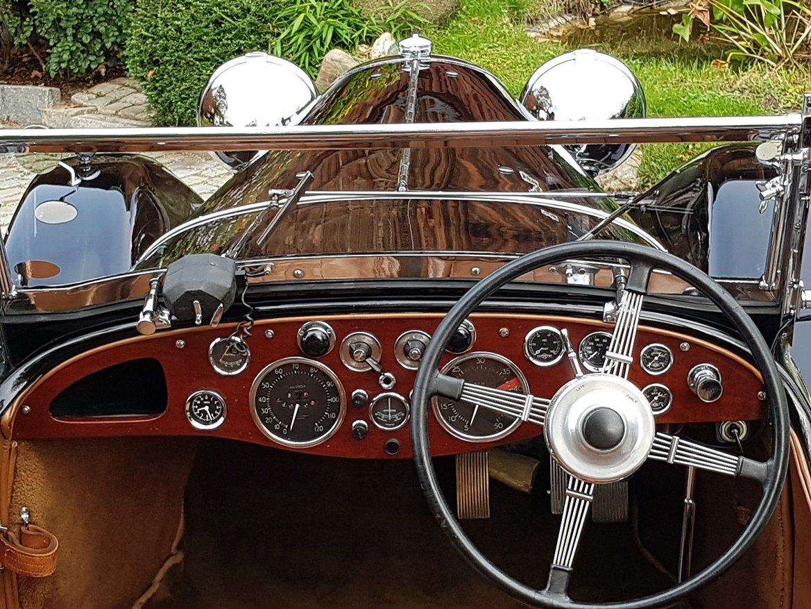 1933 Lagonda M45 Tourer Prototype / Matching Numbers For Sale (picture 3 of 6)