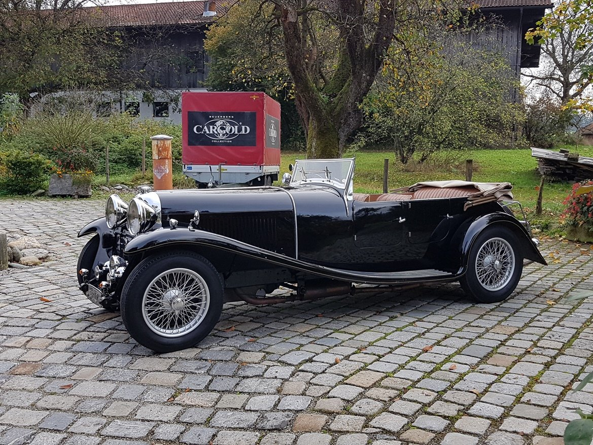 1933 Lagonda M45 Tourer Prototype / Matching Numbers For Sale (picture 4 of 6)