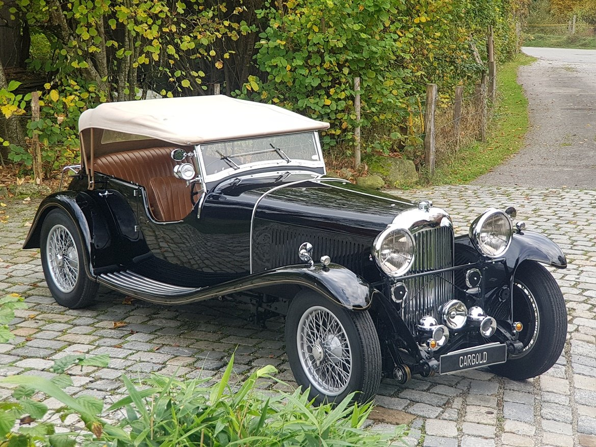 1933 Lagonda M45 Tourer Prototype / Matching Numbers For Sale (picture 6 of 6)