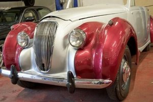 1952 Lagonda 2.6-Litre Drophead Winter Project For For Sale