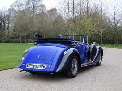 1939 Lagonda V12 Drophead Coupe For Sale by Auction (picture 2 of 6)